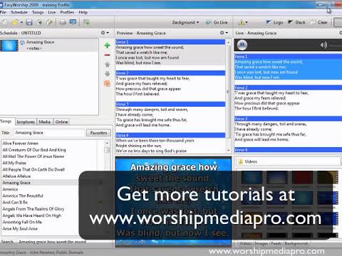 Lesson 8 - EasyWorship 2009 installing K-Lite Codec