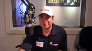 Chicago Pizza Tours 97.1 FM The Drive Commercial
