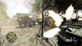 Как сделать чтобы battlefield bad company 2 на весь экран