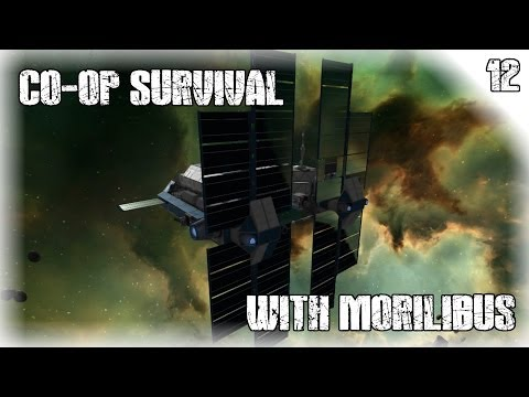 "Space Engineers co op survival EP 12 ""The Shipyard"""