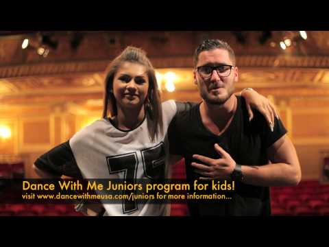 Zendaya, Maks, and Val introduce Dance With Me Juniors