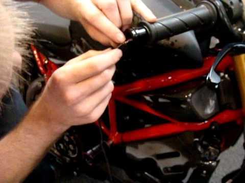 Oberon Motorcycle