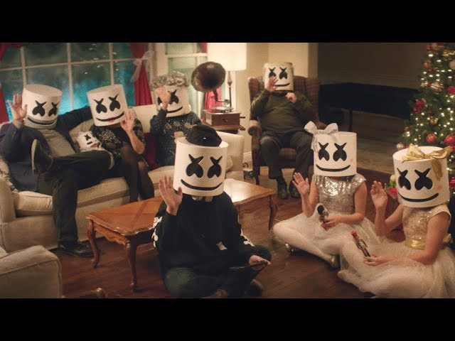 Marshmello - Take It Back Official Music Video