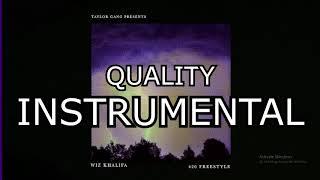 Wiz Khalifa - 420 Freestyle (Instrumental)