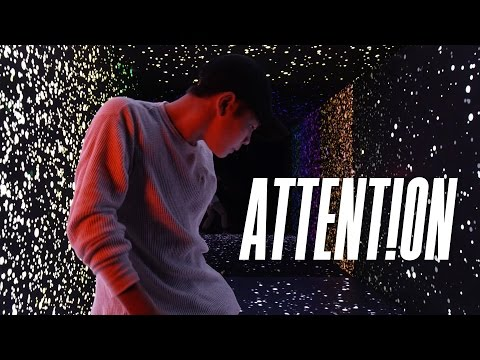Attention (Charlie Puth) Dance Audio - Directed by Tim Milgram