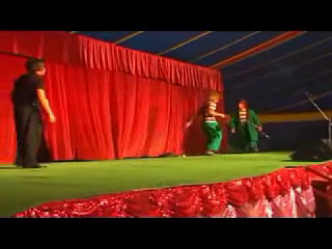 Payasos circo show Timoteo Chile (2006)