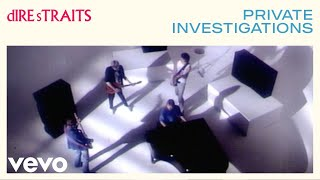 Клип Dire Straits - Private Investigations