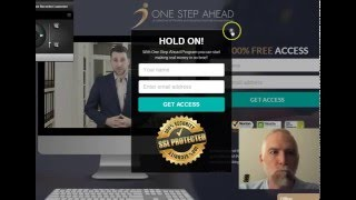 One Step Ahead Program Review-BEWARE! Is the One Step Ahead Trading Program Legit or a Scam?