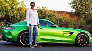 Mercedes AMG GT R - Beast Indeed 💚| Faisal Khan