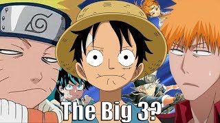 Do the Big Three Even Exist Anymore?
