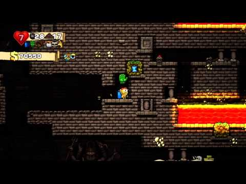 Foxman Plays: Spelunky - Episode 94 - Eye on the Prize