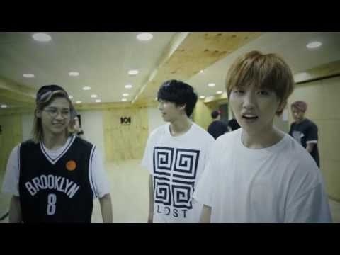 B1A4 - '  '   ('What's Happening?' Dance Practice Video)