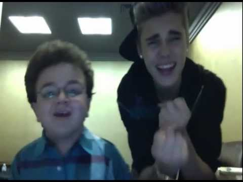 As Long As You Love Me | Beauty And A Beat MashUp (Keenan Cahill and Justin Bieber) klip izle