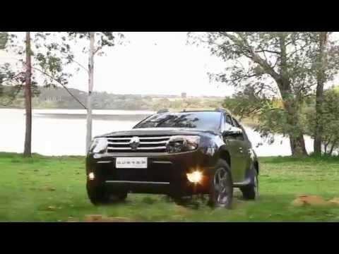 Renault Duster, официальное промо