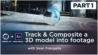 download lagu 3d Tracking & Compositing Tutorial After Effects & Cinema gratis