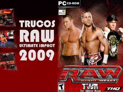 Trucos de WWE Raw Ultimate Impact 2009