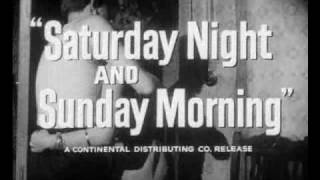 Saturday Night And Sunday Morning (1960)