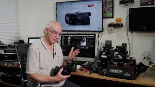 Sony FDR AX700 Camcorder Review