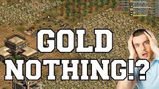 AoE2 - GOLD NOTHING!?