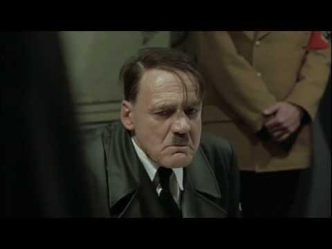 Hitler è incazzato per la chiusura di Megavideo e Megaupload