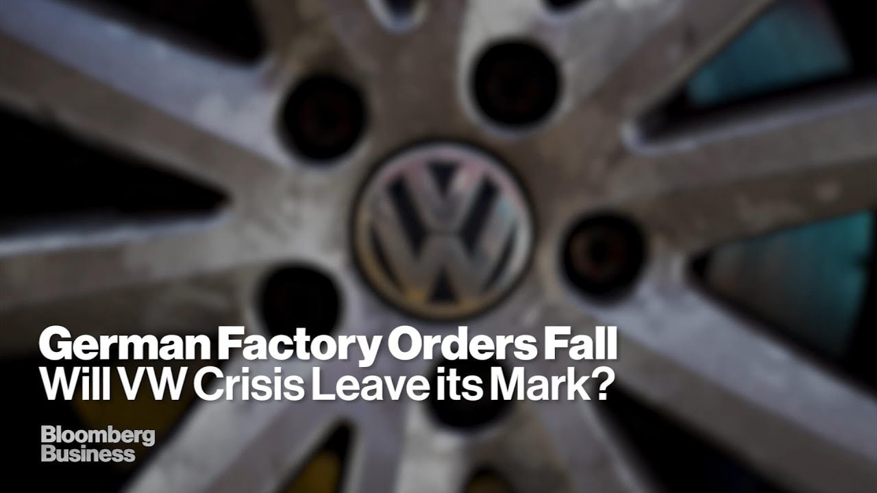 Is the VW Crisis a Risk to Germany's Economy?