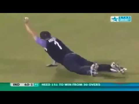 Best catches ever in cricket history ...Must Watch