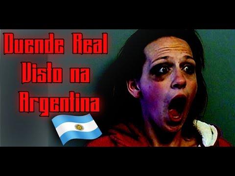 Duende ( Gnomo ) Real Visto Na Argentina