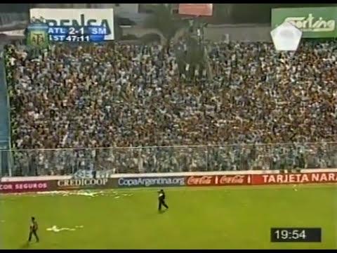 Clásico tucumano: Atlético Tucumán eliminó a San Martín de la Copa Argentina