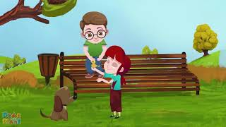 Dean and Diane ~ Value of Love ~ Enjoy Our Original Cartoon Kids Videos and Kids Songs