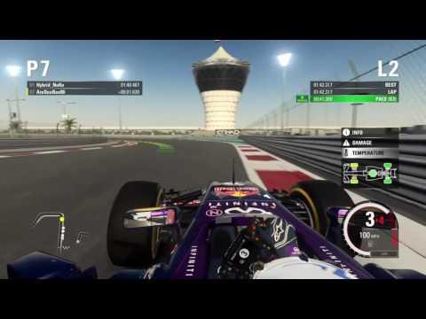 Frr World Series Abu Dhabi Qualifying