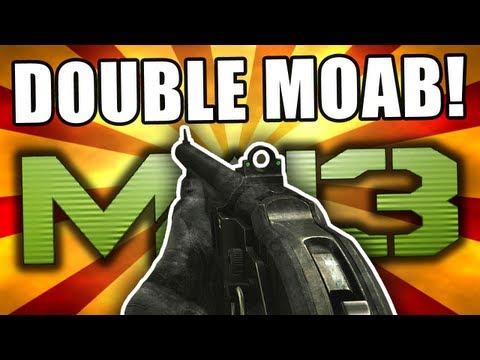 MW3 Double MOAB w/ Shotgun! - AAA Ep.2 - (Call of Duty Modern Warfare 3 Gameplay)