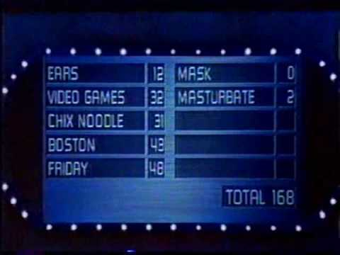 Family Feud - Masturbate Video