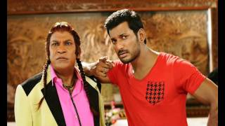 Kaththi sandai be released 1500 screens