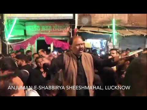Lucknow Azadari 1st Muharram 2018