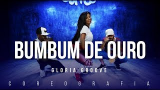 Bumbum de ouro - Gloria Groove  | FitDance TV (Coreografia) Dance Video