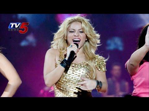 Rocking Star 'Shakira' Sensation in Facebook : TV5 News