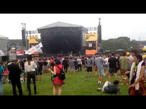 Lethal Bizzle Bestival 2014 Dual Wall Of Death Moment