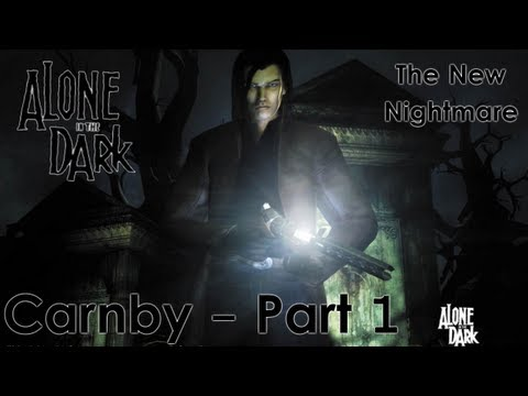 Alone in the Dark: The New Nightmare Walkthrough Прохождение Carnby Part 1 of 2 (PSX)