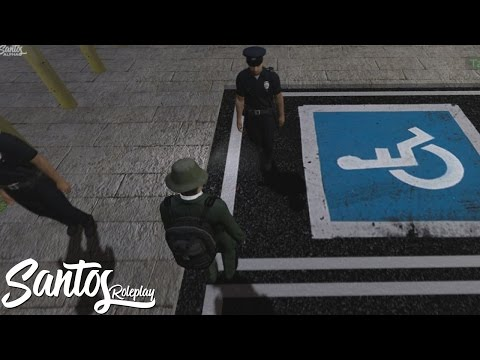 Drunk and Disorderly (Santos RP | Garry's Mod)
