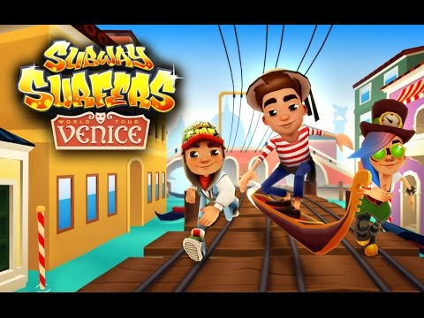 Subway Surfers World Tour 2015 - Venice