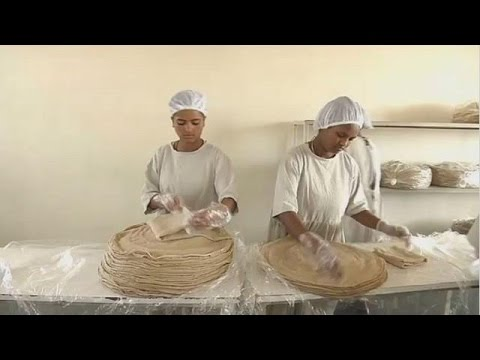 Ethiopians Engage In Exportation Of Staple Food, Injera