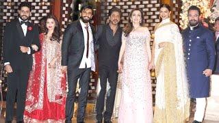 Ambani's Niece GRAND Pre Wedding Party 2016 Full Video HD - Shahrukh,Deepika,Ranveer