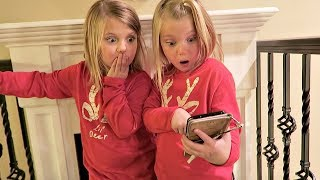SECRETLY READ OUR BROTHER'S TEXT MESSAGES!