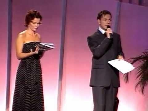 Saša Hršum - Prilika za modne dizajnere @ Miss BiH 2003