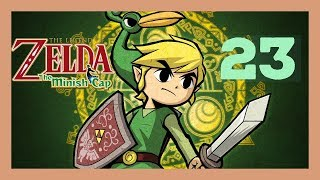 Searching For The Water Element! -The Legend of Zelda: The Minish Cap Part #23