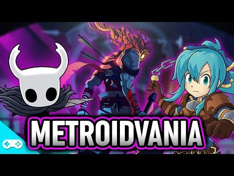 2018 - The Year of Metroidvania (And Metroidvania-like Games)