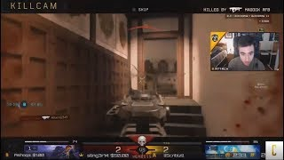 ATTACH GETS WORLDSTARRED! | TEMP HAS LOST FULL! Comp Cod Highlights!