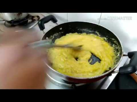 How to make soft delicious Mysore pak at home recipe in tamil