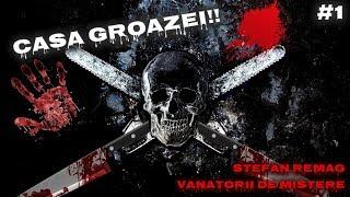 VANATORII DE MISTERE - CASA GROAZEI | Film Scurt Metraj Groaza | Stefan Remag