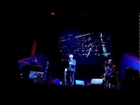 Espectáculo multimedia en Conde Duque. Música, poesía e imagen 1/2